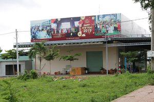 'Dự án ma' mà có đường, có điện, treo bảng bán