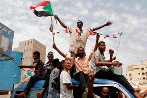 Chính biến Sudan: Đạt được thỏa thuận chia sẻ quyền lực