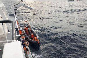 Tìm thấy 2 thi thể gần tàu cá ngư dân Nghệ An bị đâm chìm