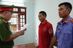 Bắt 3 đối tượng gây ra vụ cháy rừng tại xã biên giới huyện Hương Sơn