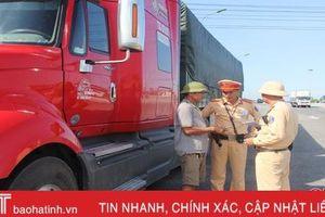 2 ngày ra quân, Công an Hà Tĩnh tạm giữ 178 phương tiện vi phạm