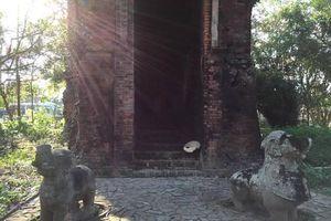Chạnh lòng với tháp cổ Bằng An - Di tích văn hóa lịch sử quốc gia
