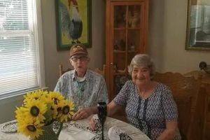 Đôi vợ chồng qua đời cùng ngày sau 71 năm chung sống