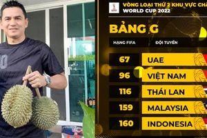 Lại phát ngôn coi thường tuyển Việt Nam, Kiatisak bị fan vào Facebook sỉ vả
