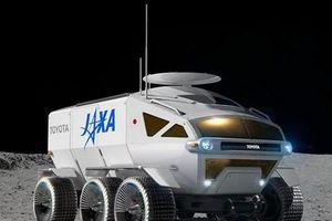 Nhật Bản tự sản xuất tàu thăm dò chinh phục Mặt Trăng