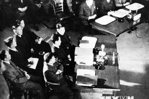 Quá trình đàm phán và ký kết Hiệp định Genève năm 1954