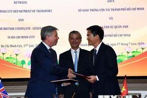 TP.HCM và Anh quốc hợp tác trong xây dựng đô thị thông minh