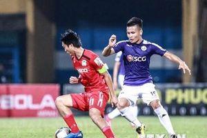 Vòng 16 V-League 2019: Hà Nội lại rơi chiến thắng ở phút bù giờ