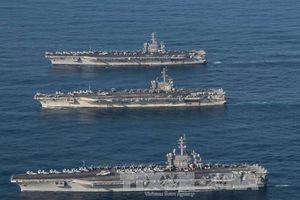 Mỹ cùng 11 đồng minh NATO diễn tập hải quân tại Bulgaria