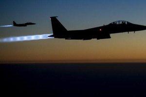 Chiến sự Syria: Phát hiện máy bay quân sự Mỹ 'cải trang' đánh lừa hệ thống phòng không Nga