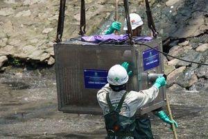 Công ty Thoát nước phản bác ý kiến xả nước làm hỏng thí điểm công nghệ Nhật Bản trên sông Tô Lịch