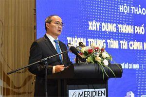 Làm gì để xây dựng TP Hồ Chí Minh thành trung tâm tài chính quốc tế