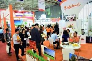 Việt Nam tham dự Triển lãm thực phẩm cao cấp châu Á 2019