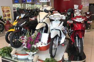 Honda Việt Nam bất ngờ sụt giảm doanh số xe máy