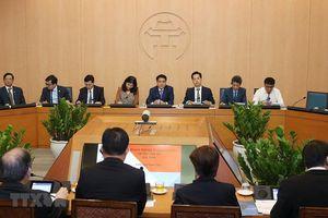 Khuyến khích doanh nghiệp Singapore đầu tư vào Hà Nội