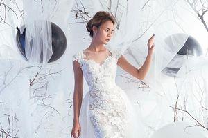 3 xu hướng váy cưới sang trọng kiêu sa dự báo hot nhất mùa cưới 2019