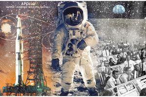 11 sự thật thú vị về chuyến tàu lịch sử Apollo 11: Mặt trăng 'có mùi như thuốc súng' hay phi hành gia mặc tã, mang chất thải về Trái đất
