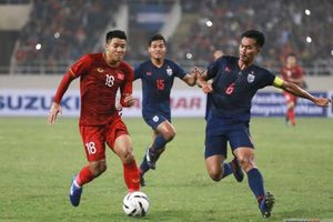 Báo Thái Lan: 'Gặp Việt Nam, rộng cửa dự World Cup'