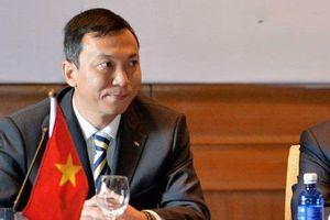 Lãnh đạo VFF nắm chức vụ cao tại Liên đoàn bóng đá châu Á