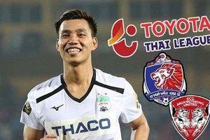 Lãnh đạo HAGL lên tiếng về việc Văn Thanh sang Thái thi đấu