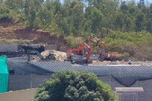 Khánh Hòa: Tháo dỡ 'bức tường thành' xây dựng trái phép Đồi Xanh vẫn chậm tiến độ