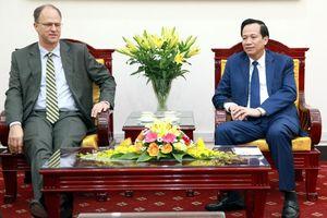 Việt Nam và CHLB Đức tiếp tục thúc đẩy hợp tác trong lĩnh vực lao động