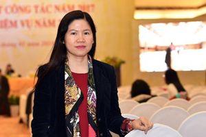Bà Mai Thị Thu Vân được bổ nhiệm làm Phó Chủ nhiệm Văn phòng Chính phủ