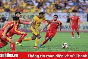 Bóng đá: Nam Định thắng Thanh Hóa với tỷ số 4-2