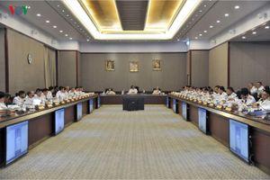 Nội các mới của Thái Lan tuyên thệ nhậm chức