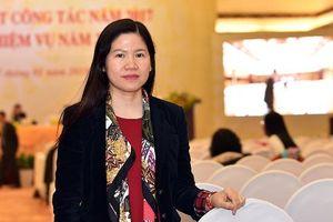 Thủ tướng bổ nhiệm Phó Chủ nhiệm Văn phòng Chính phủ Mai Thị Thu Vân