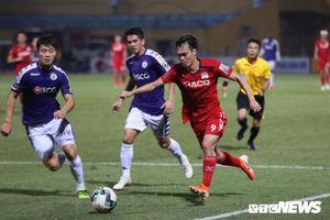 Văn Toàn ghi bàn phút 94, HAGL cầm hòa Hà Nội FC
