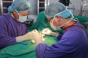 Những bàn tay vàng trong phẫu thuật tạo hình