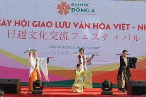 Nhiều hoạt động nổi bật tại Lễ hội giao lưu văn hóa Việt – Nhật năm 2019