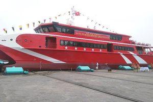 Xử phạt thuyền trưởng cố chạy tàu về Vũng Tàu khi áp thấp