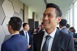 Việt Nam, Thái Lan tươi cười sau bốc thăm VL World Cup 2022