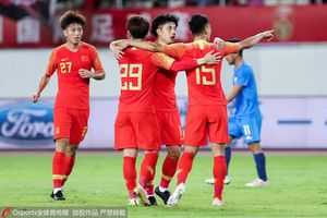 'Tuyển Trung Quốc nhắm mắt cũng vượt qua vòng loại World Cup'