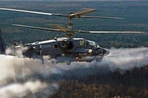 Ka-52 thành trực thăng đánh chặn xa nhất thế giới