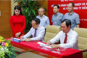 Agribank và MobiFone ký thỏa thuận hợp tác toàn diện