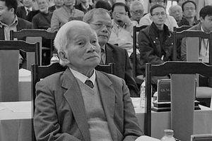 GS Hoàng Tụy: Người đi, tinh anh ở lại
