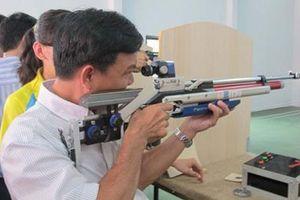 Cựu Phó Tư lệnh làm Chủ tịch Liên đoàn Bắn súng