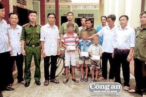 Không có chuyện 3 cháu bé ở Nghệ An bị bắt cóc