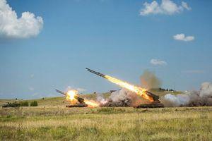 TQ thừa nhận sức mạnh TOS-1A Nga - thổi bay ngôi làng trong 7 giây