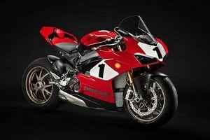 Siêu môtô Ducati Panigale V4 25 Anniverario 916 trình làng