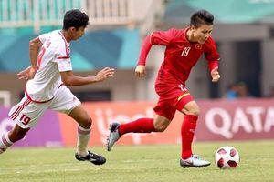 Truyền thông UAE nhận định tuyển Việt Nam là đối thủ cạnh tranh ngôi đầu bảng