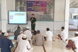 Tuyên truyền, phổ biến pháp luật vùng đồng bào dân tộc tỉnh An Giang năm 2019