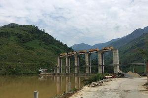 Nhà máy thủy điện nghìn tỷ xây dựng không phép ở Lào Cai