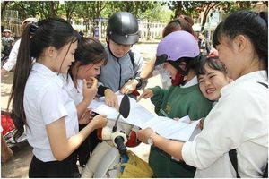Thủ khoa kỳ thi quốc gia của tỉnh Bình Phước đạt 33,95 điểm