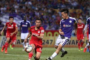 TPHCM giữ ngôi đầu, Hà Nội và HAGL bất phân thắng bại