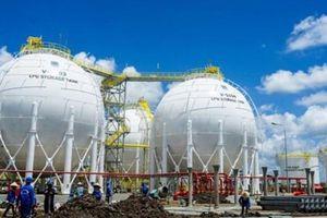 PVGas báo lãi giảm 5% do ảnh hưởng giá dầu, tiền và tương đương tiền hơn 31.000 tỷ đồng