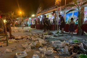 Sẽ đặt thêm thùng rác tại Festival Văn hóa ẩm thực quốc tế Nghệ An
